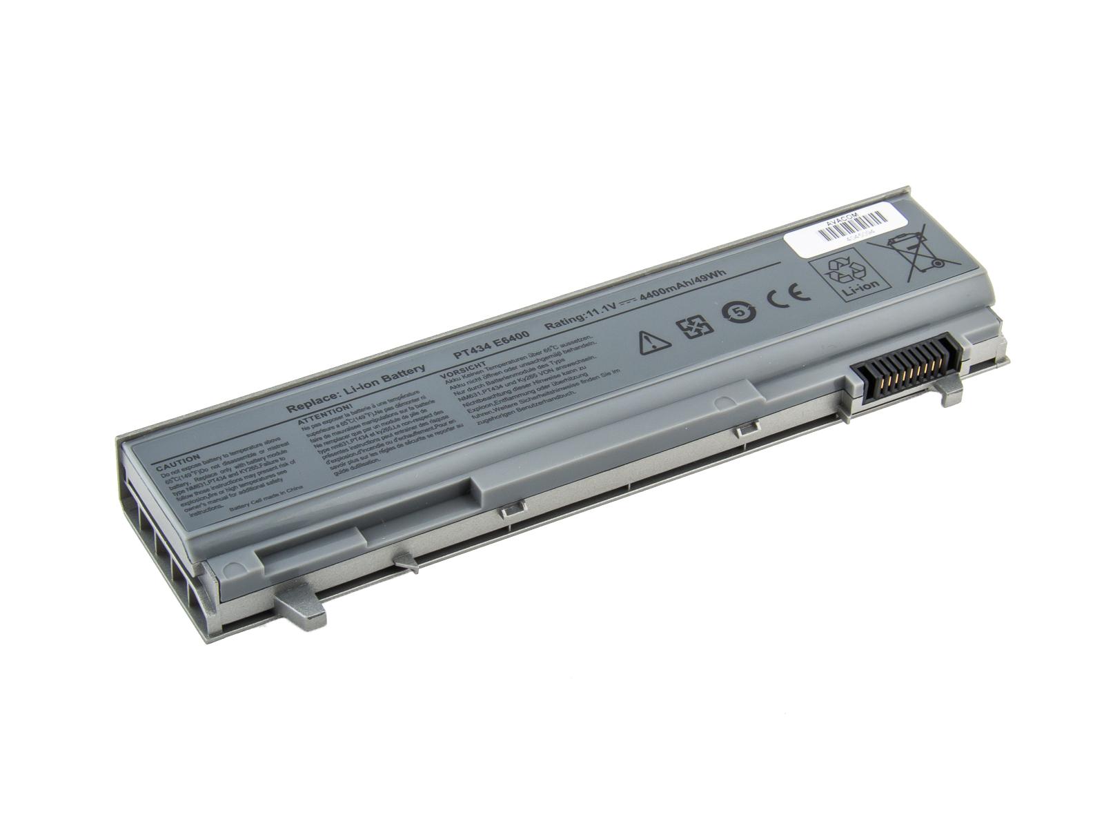 AVACOM baterie pro Dell Latitude E6400, E6410, E6500 Li-Ion 11, 1V 4400mAh