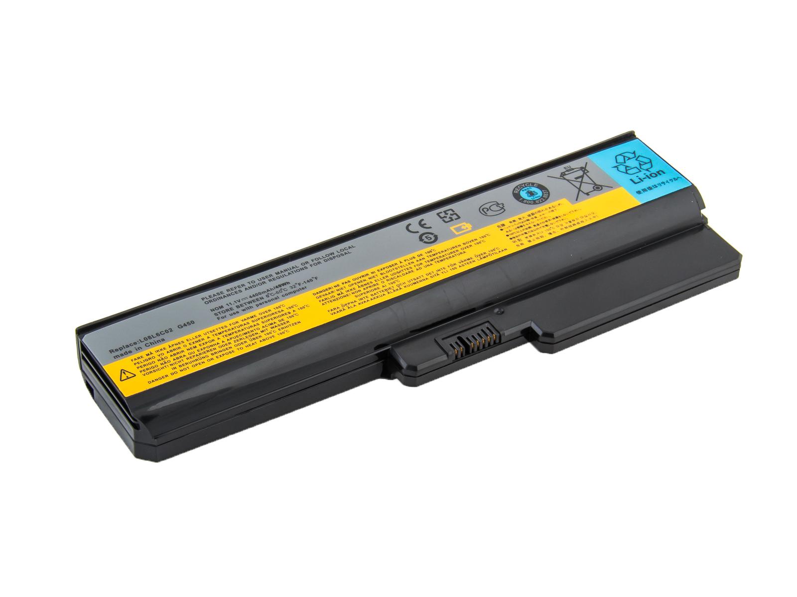 AVACOM baterie pro Lenovo G550, IdeaPad V460 series Li-Ion 11, 1V 4400mAh