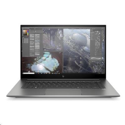 HP ZBook Studio G7 i7-10850H, 15.6 FHD AG LED 400, 16GB, 512GB NVMe m.2, T2000 Max-Q/4GB, WiFi AX, B