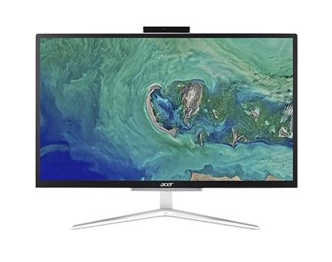 """ACER PC AiO Aspire C22-820 - 21, 5"""" FHD, Pentium J5040, 4GB, 256 GB M.2 SSD, UHD Graphics 600, Windows® 10"""