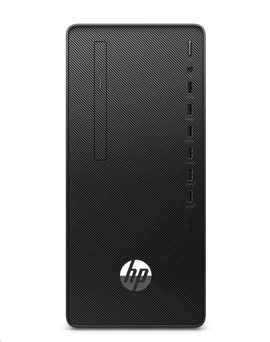 HP 290G4 MT i3-10100, 4GB, HDD 1 TB, Intel HD HDMI+VGA, DVDRW, 180W gold, Win10Pro