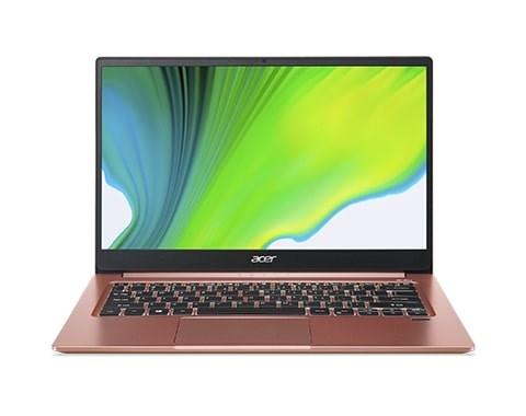 """ACER NTB Swift 3 (SF314-59-57Q9) - i5-1135G7, 14"""" FHD IPS, 8GB, 512SSD, Iris Xe Graphics, W10H, Melon Pink"""