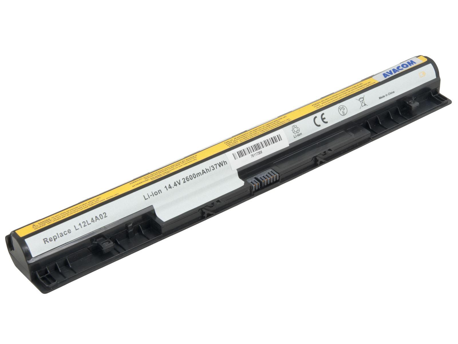 AVACOM baterie pro Lenovo IdeaPad G400S Li-Ion 14, 8V 2600mAh