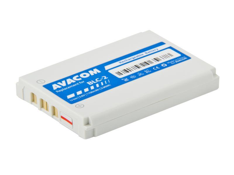 AVACOM baterie do mobilu Nokia 3410, 3310, 3510 Li-Ion 3, 6V 1100mAh (náhrada BLC-2)
