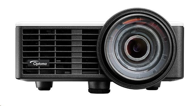 Optoma projektor ML750ST LED Projector - Ultra Portable (DLP, 800 ANSI LED, 20000:1, 16:10, HDMI, MHL, VGA, USB, speaker)