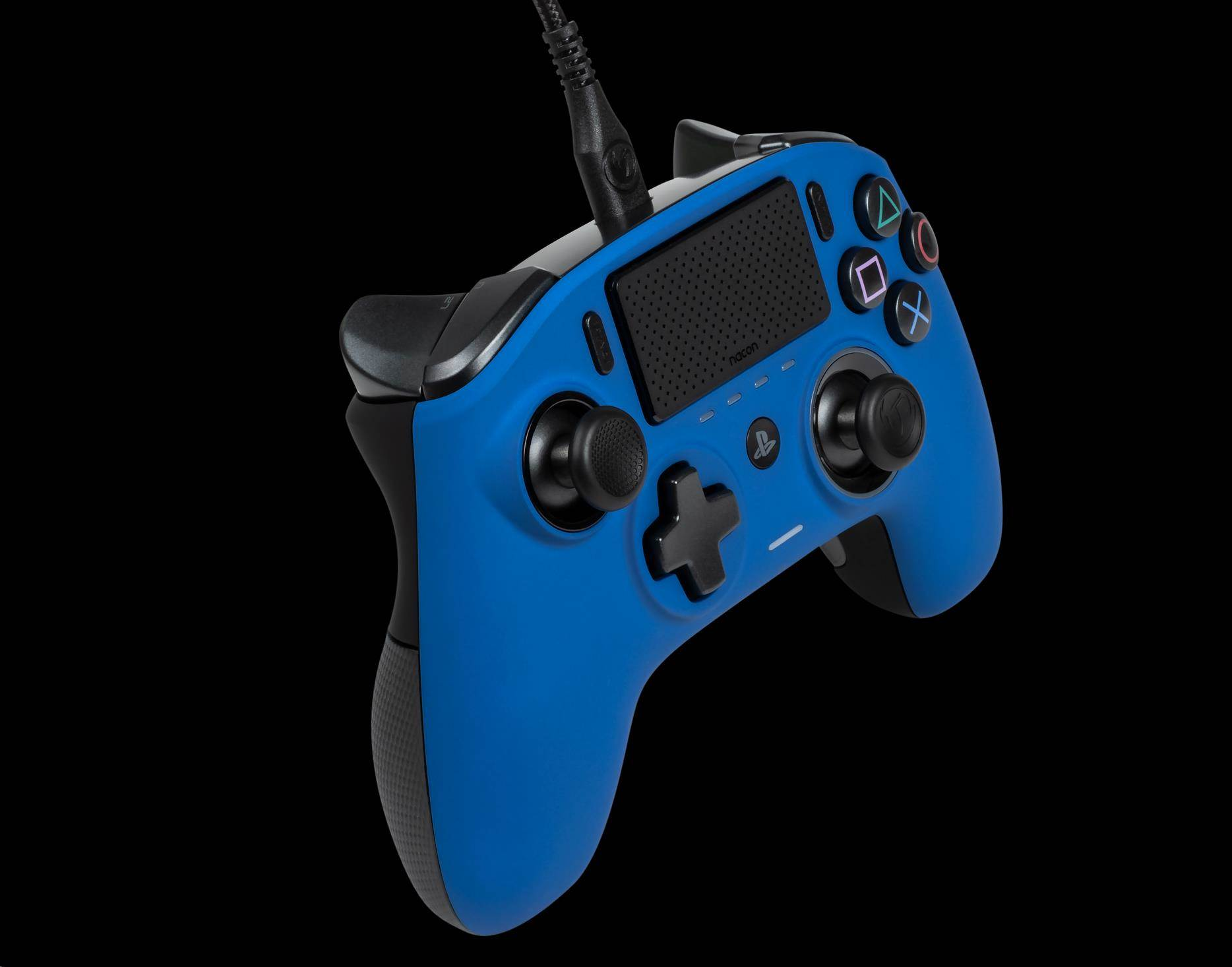 Nacon herní ovladač Revolution Pro Controller 3 (PlayStation 4, PC, Mac) - Blue