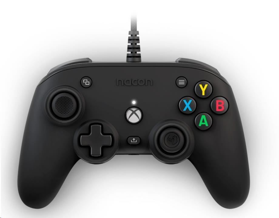 Herní ovladač Nacon Pro Compact - Black