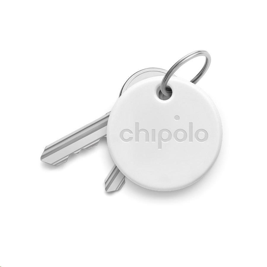 Chipolo ONE - Bluetooth lokátor - bílý