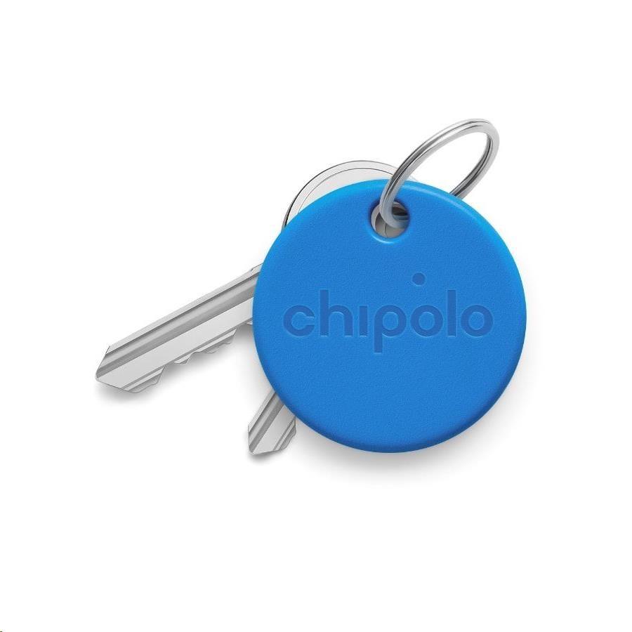 Chipolo ONE - Bluetooth lokátor - modrý