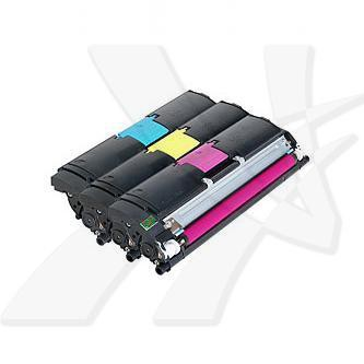 Konica Minolta originální toner A00W012, cyan/magenta/yellow, 4500str., 1710-5950-01, Konica Minolta Magic Color 2400, 2430, 2450