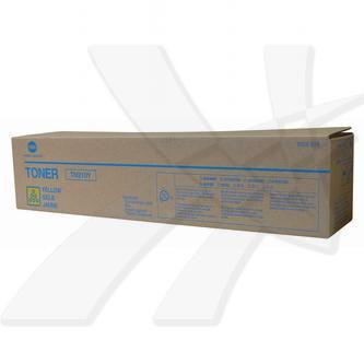 Konica Minolta originální toner TN210Y, yellow, 12000str., 8938510, Konica Minolta Bizhub C250, P, 252