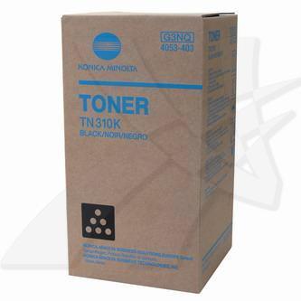 Konica Minolta originální toner TN310K, black, 11500str., Konica Minolta Bizhub C350/C351/C450