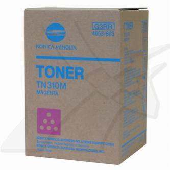 Konica Minolta originální toner TN310M, magenta, 11500str., 4053-603, Konica Minolta Bizhub C350/C