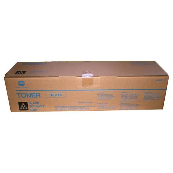 Konica Minolta originální toner TN314, black, 26000str., A0D7151, Konica Minolta Bizhub C353