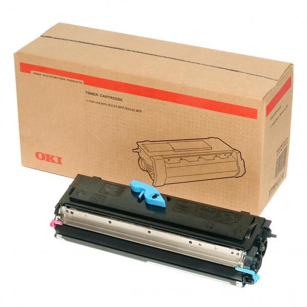 OKI originální toner 9004168, black, 6000str., OKI B4520, 4525, 4540, 4545MFP