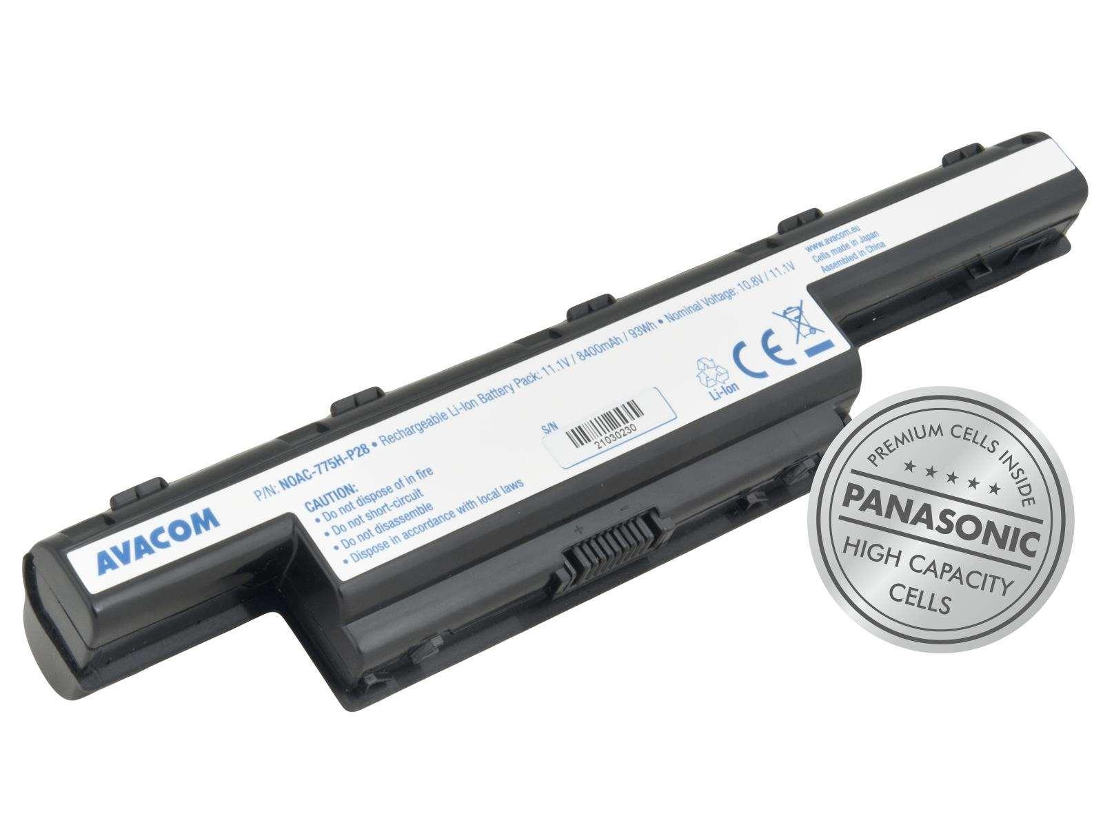 AVACOM baterie pro Acer Aspire 7750/5750, TravelMate 7740 Li-Ion 11, 1V 8400mAh